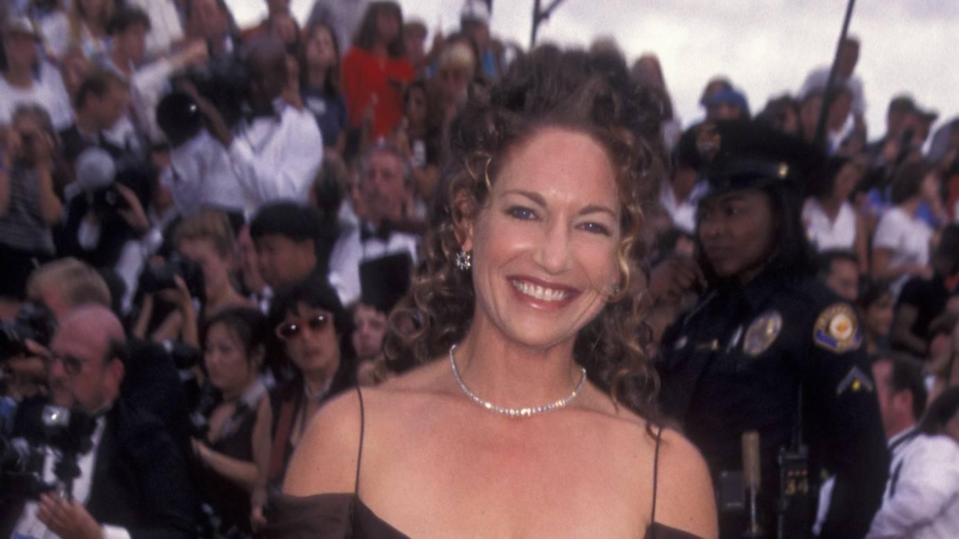 Jamie Tarses bei der Emmy-Verleihung 1997, auf dem Höhepunkt ihrer Karriere.