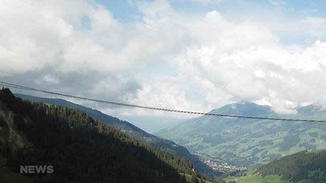 Misslingt das Projekt Hängebrücke in Adelboden?