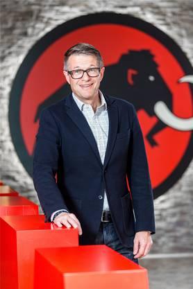 Mammut-CEO Rolf Schmid bringt Mode und Alpinismus zusammen.Sandra Ardizzone