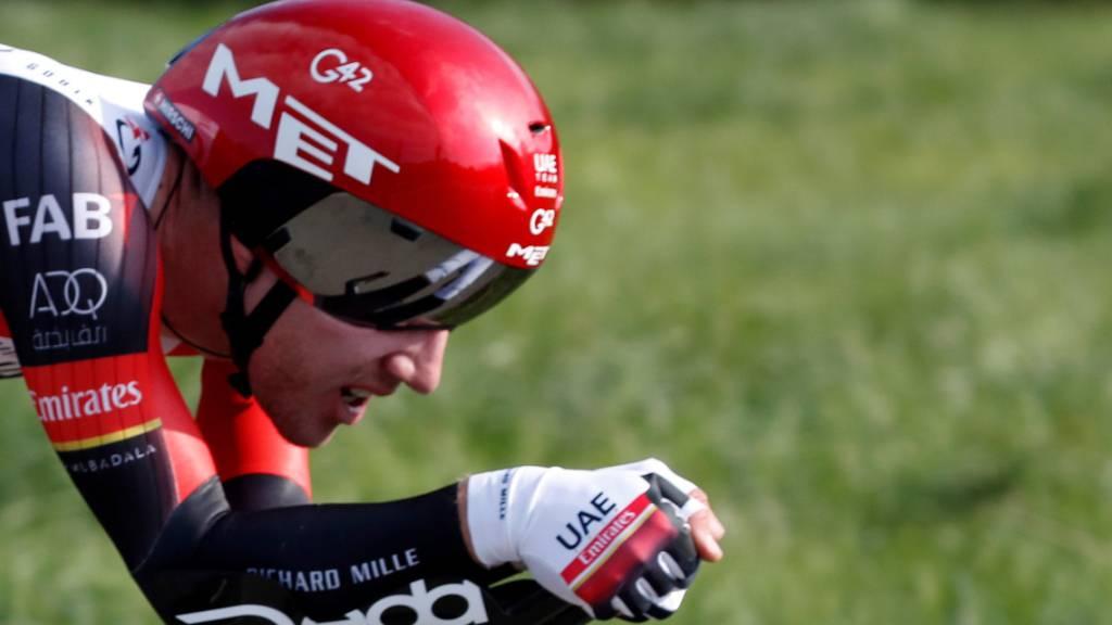 Marc Hirschi fährt die Tour de Romandie