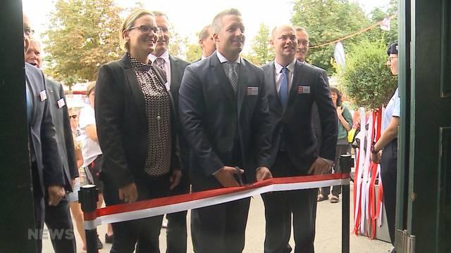Eröffnung Herbstmesse in Solothurn