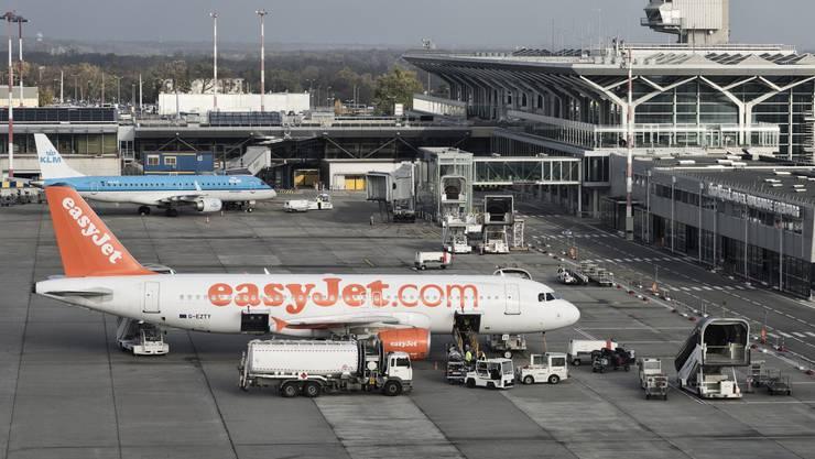 Neu fliegt Easyjet von Basel aus nach La Palma.