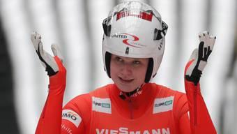 Nicht der gewünschte Abschluss ihrer Weltcupsaison: Natalie Maag