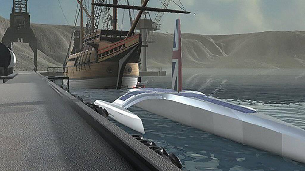 Kapitän KI steuert das erste selbstfahrende Schiff