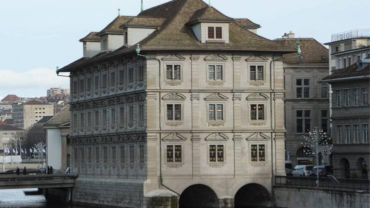 Rathaus des Kantons Zürich.JPG