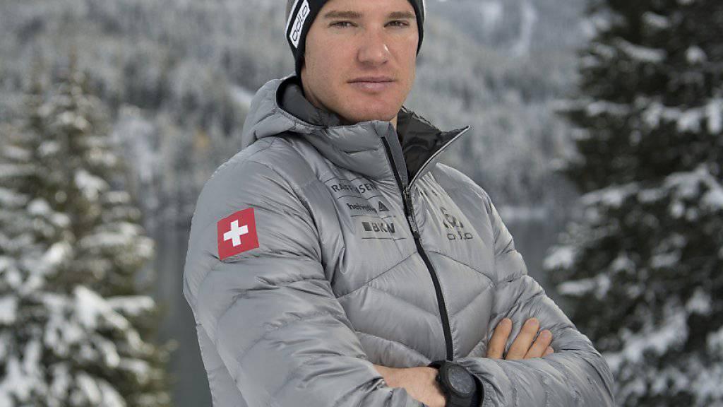 Dario Cologna will in Lahti um die Medaillen mitlaufen