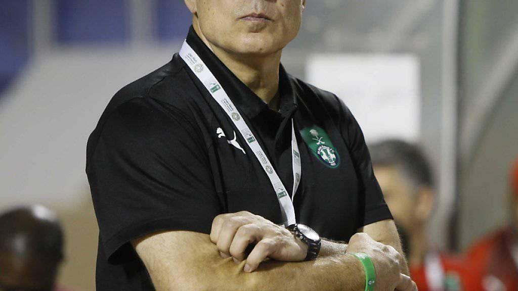 Christian Gross steht bei Al-Ahli in Saudi-Arabien wieder an der Seitenlinie