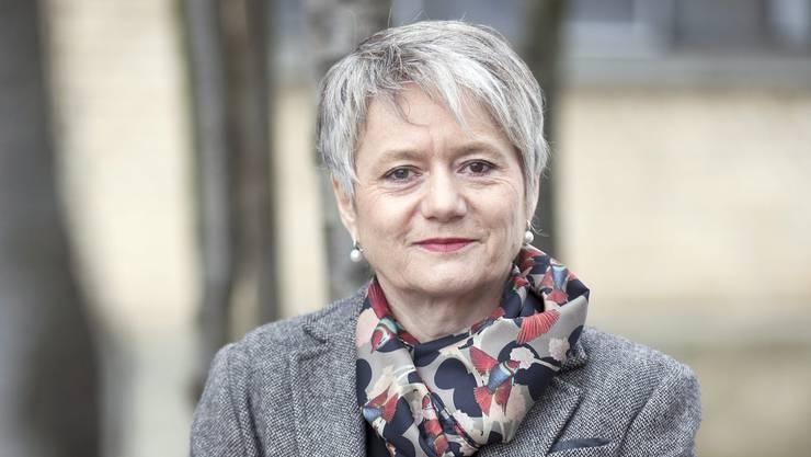 Die Zürcher Regierungsrätin Jacqueline Fehr, SP, will Muslime besser integrieren. (Archivbild)