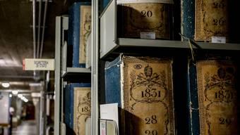 Ein Labyrinth aus Informationen: Die Archive des Vatikans.