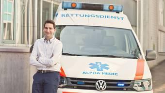 Fühlt sich ausgebremst Jean-Claude Furegati mit seiner Alpha Medic AG.
