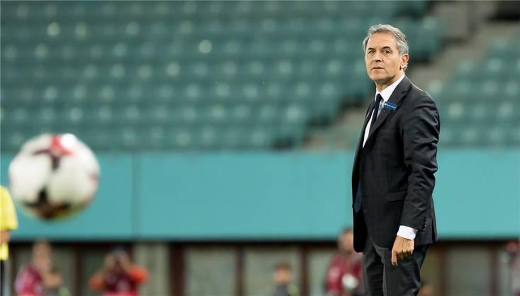 Jetzt soll er es richten: Zuletzt Nationaltrainer von Österreich, steigt Marcel Koller wohl wieder in den Klubfussball ein.