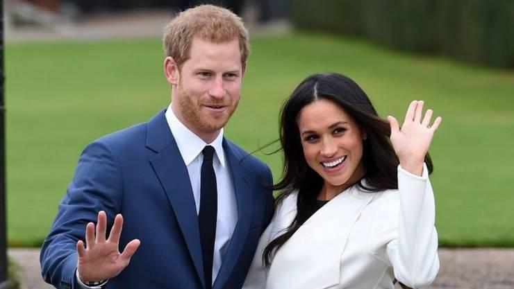 Am Samstag wird geheiratet. Wenn Sie wissen, wer diese beiden Hübschen sind, sind Sie bereit für das Quiz.