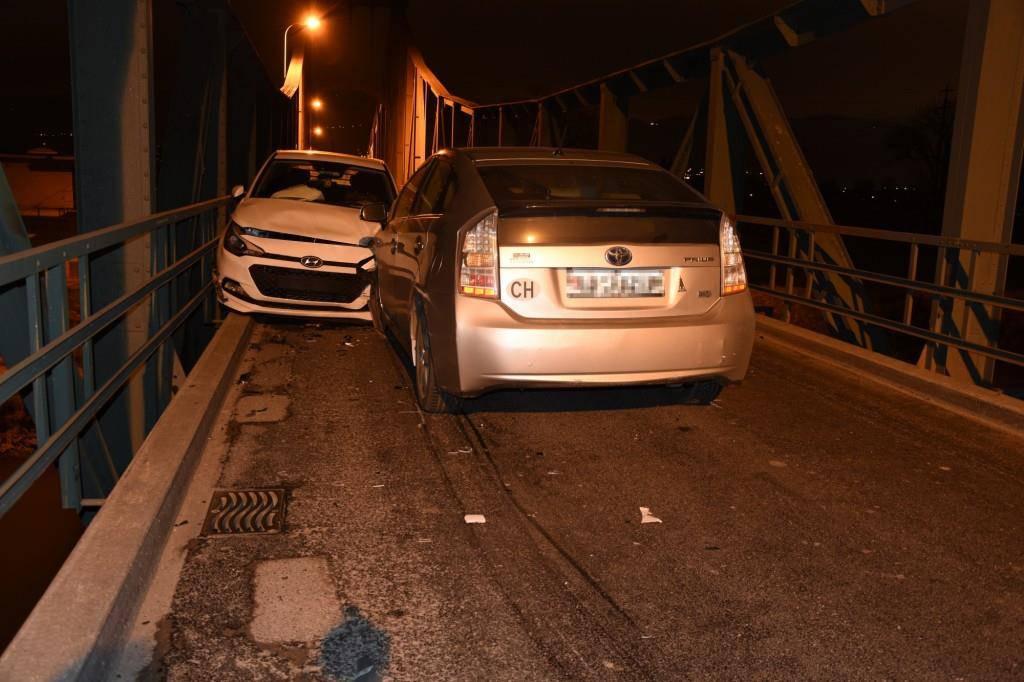 Unfälle im Kanton St.Gallen (© Kapo SG)