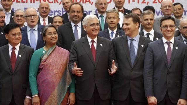 Europa und Asien wollen enger zusammenarbeiten