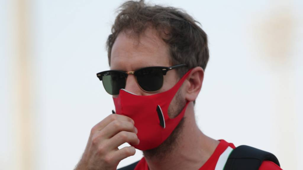 Sebastian Vettel bestreitet in Abu Dhabi seinen letzten Grand Prix für Ferrari