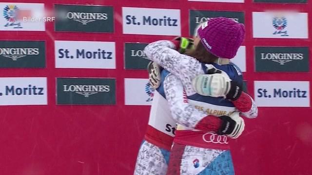 Ski-WM: Schweizer Doppelsieg