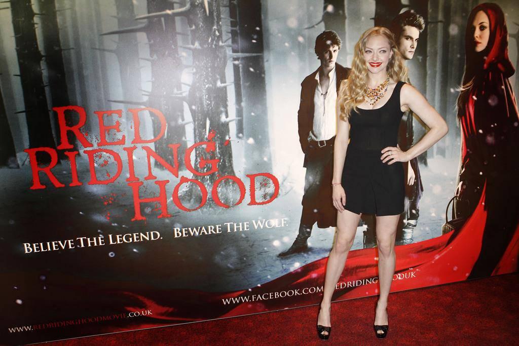Amanda Seyfried bei der Premiere von «Red Riding Hood»