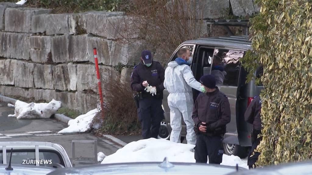 Leiche in der Limmat: Polizei nimmt vor Ort Verdächtigen fest