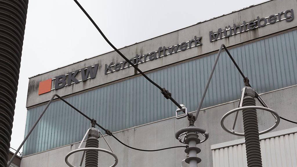Dank des Dienstleistungsgeschäfts konnte der Stromkonzern BKW in der ersten Jahreshälfte seinen Umsatz trotz tieferer Strompreise steigern. Der Gewinn dagegen stieg nur wegen eines Einmaleffekts. (Archivbild)