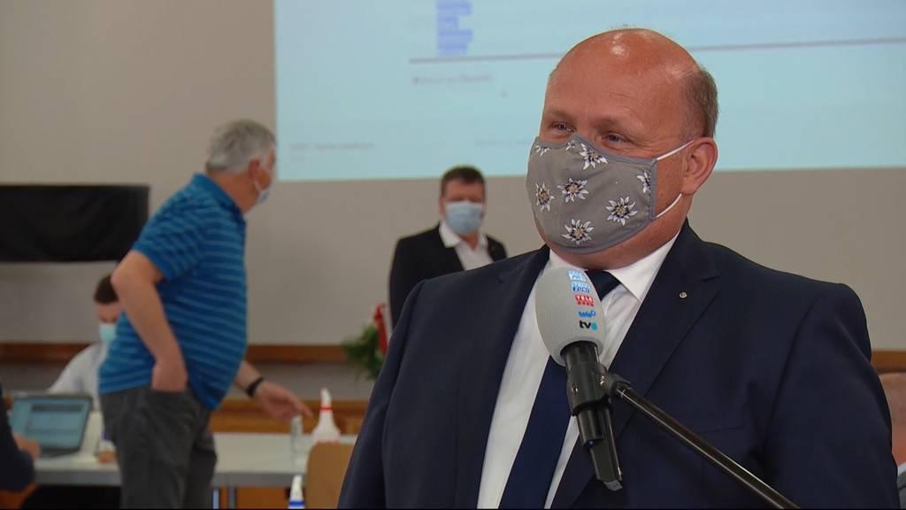 Peter Hodel (FDP): «Ich bin angespannter als im ersten Wahlgang»