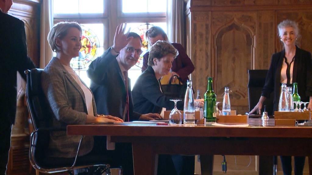 Kampflose Amtsvergabe im Zürcher Regierungsrat