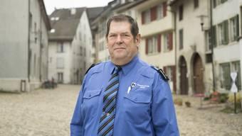 Heiner Hossli: 38 Jahre bei der Polizei