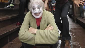 Clown Dimitri in New York (Archiv)