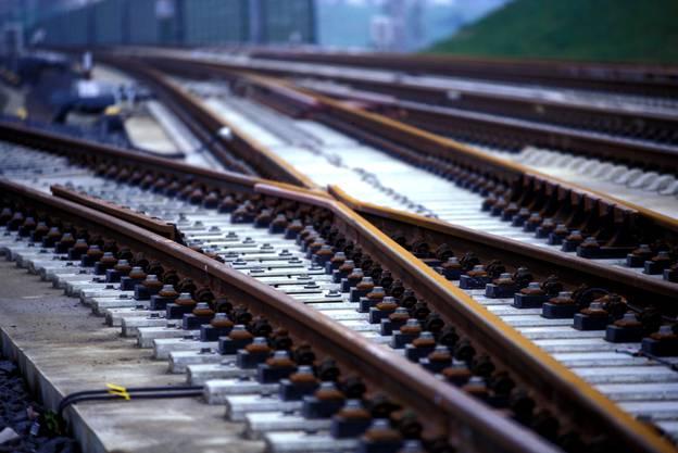 Über das Linzer Gelände der Voestalpine verlaufen mehr Schienenkilometer als im ganzen Bundesland Vorarlberg