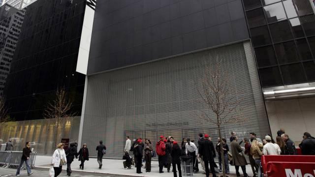 Im New Yorker MOMA-Museumsoll eine Kirche aufgebaut werden (Archiv)