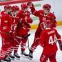 Lausanne gewann am Sonntag 6:1. Es war das einzige Spiel der coronageplagten National League.