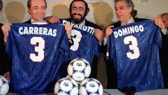 Tenorlegende José Carreras