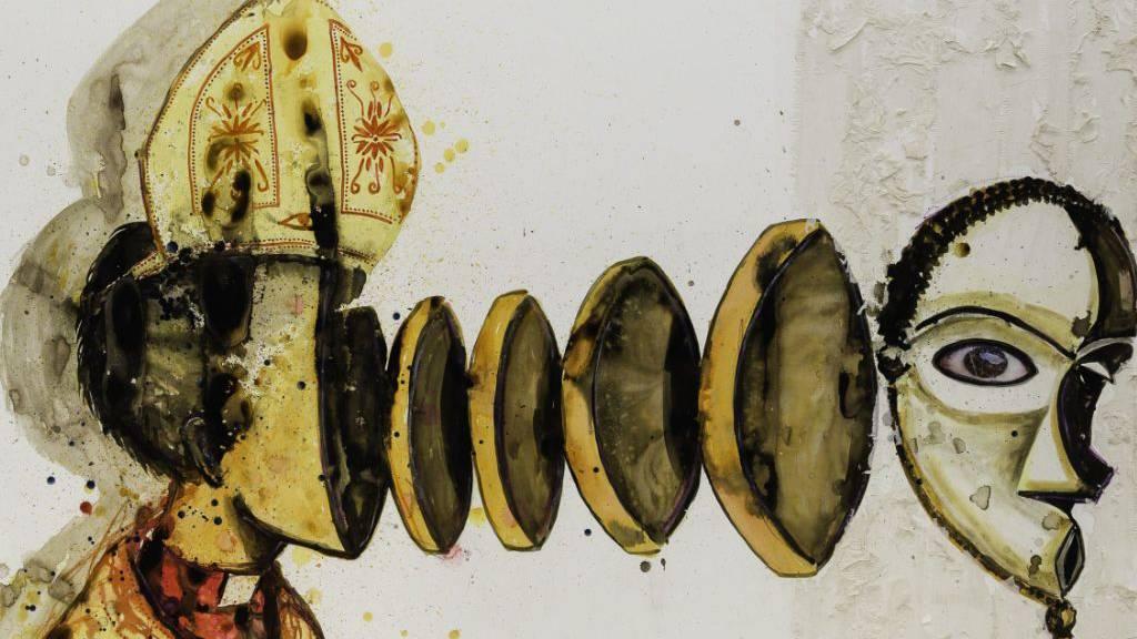 «Fiktion Kongo» im Museum Rietberg: Vibrierende Kunstwelten
