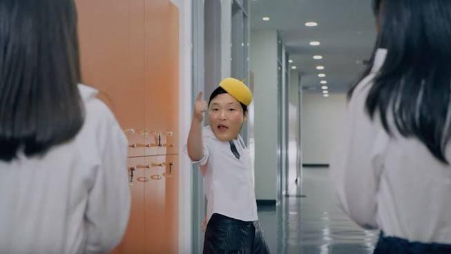 Psy in seinem neuen Video «Daddy».