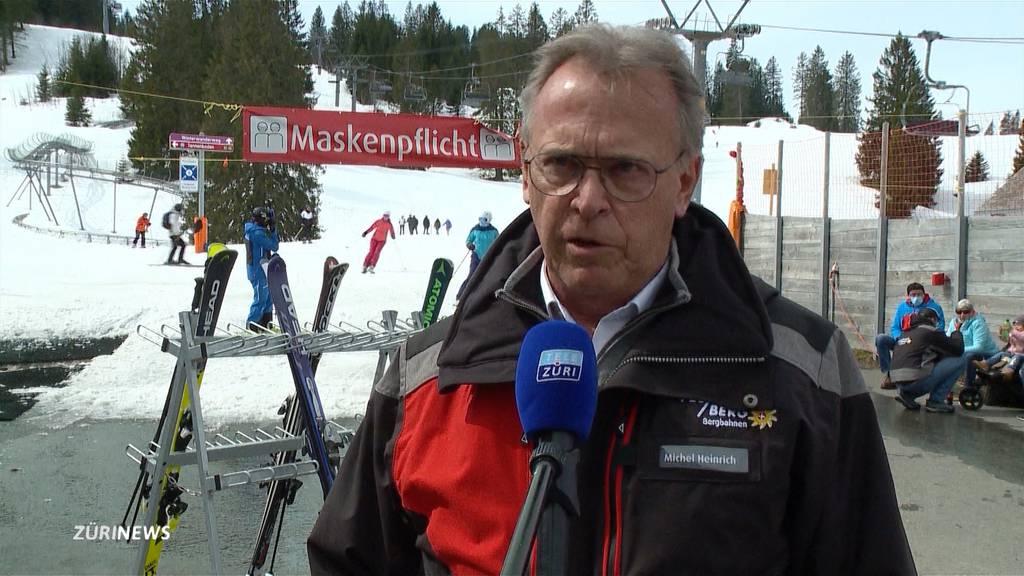 Nach Corona-Winter: Skigebiete ziehen Bilanz