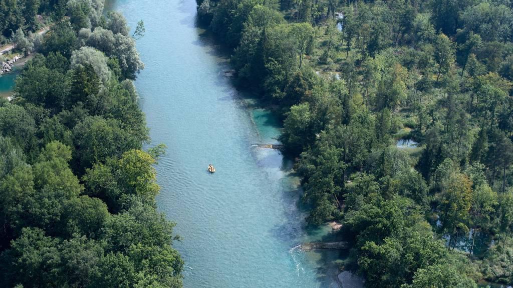Nach Badeunfall in der Aare: Jugendlicher aus Bern stirbt im Spital
