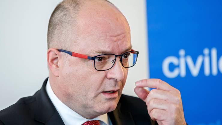 Olivier Jornot, Generalprokurator Genf.