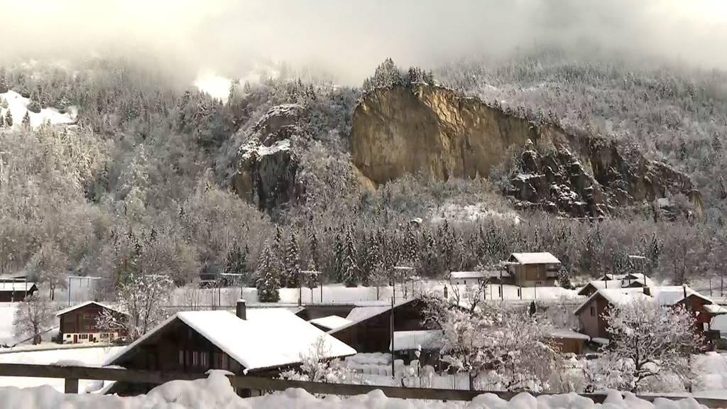 Ehemaliges Munitionslager Mitholz wird geräumt: Einige Bewohner müssen Dorf verlassen