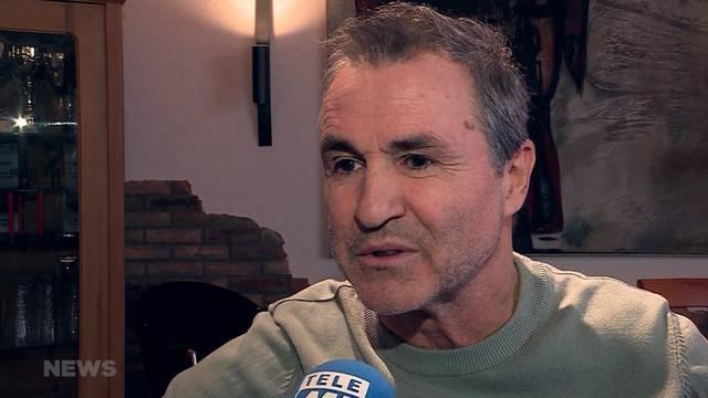 Mit 0.9 Promille: René Rindlisbacher baute schweren Unfall