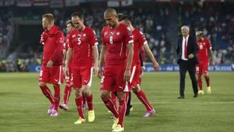 Schweiz gegen England