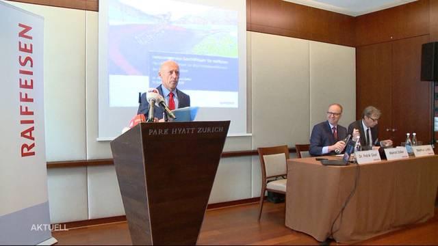 Freiwilliger Rücktritt von Raiffeisen-CEO Patrik Gisel