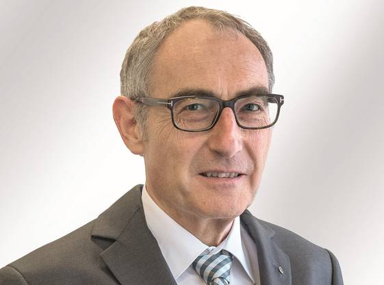 Finanzvorstand Rolf Schaeren (CVP) stört sich am hohen Defizit, lobt aber den Budgetprozess.
