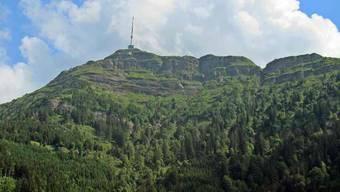 Anhand der Rigi dokumentierten Berner Geologen die Landschaftsentwicklung in den Alpen vor rund 25 Millionen Jahren.