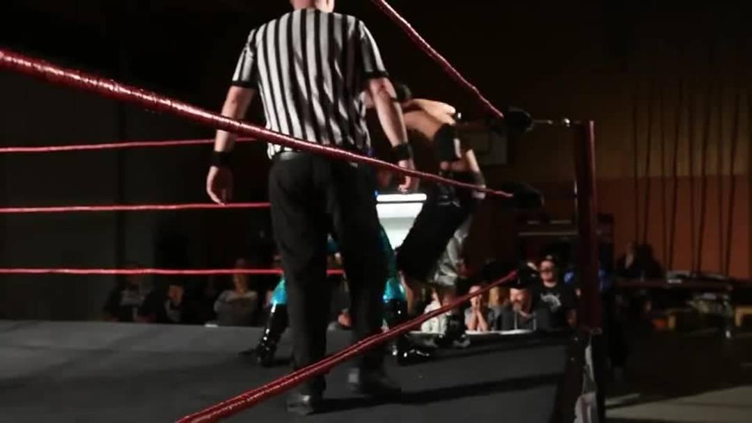 Swiss Championship Wrestling 2019: Ben Ornstein vs. Dante Yankee