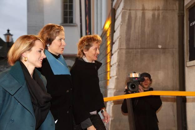 Christine Beerli ist Präsidentin des Vereins Solothurner Filmtage