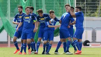 Bilder vom Spiel Concordia gegen FC Bern