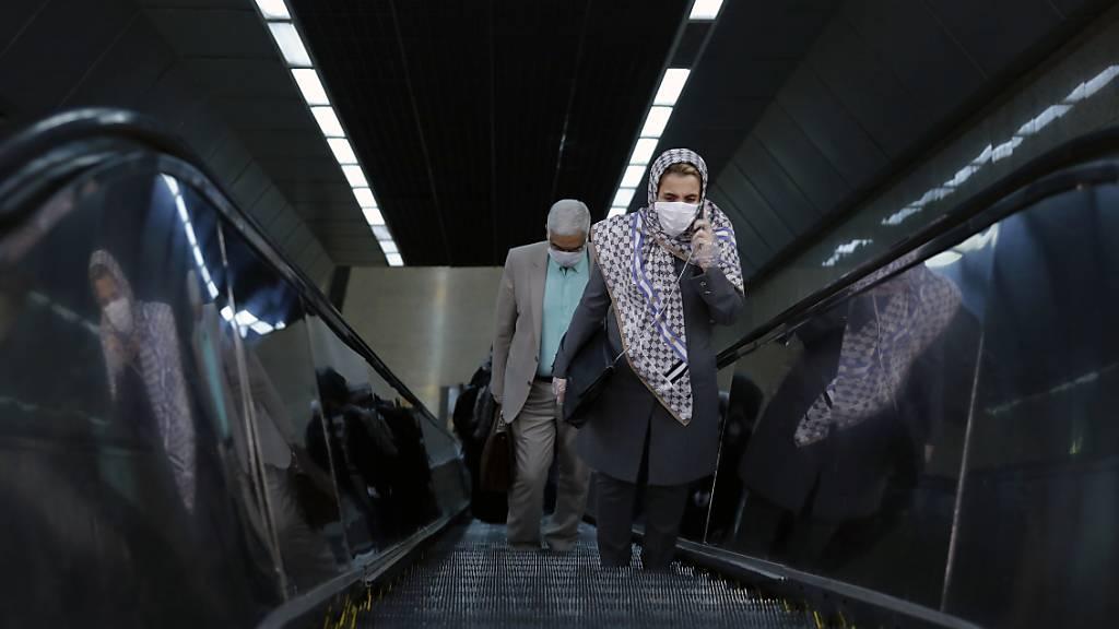 Trotz Lockerungen noch keine Normalität in Teheran