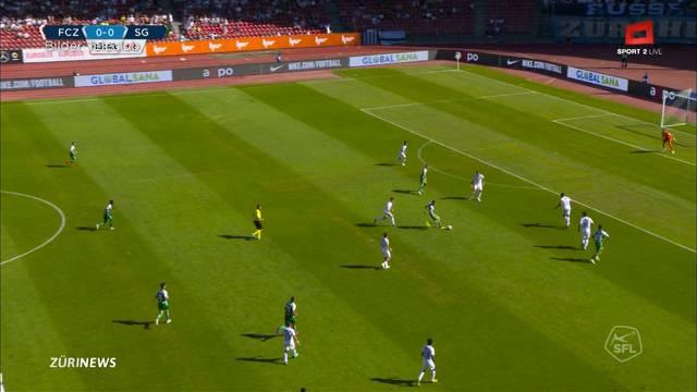 Schweizer Erfolg an Leichtathletik-EM — Kein Tor im Spiel FCZ gegen St. Gallen