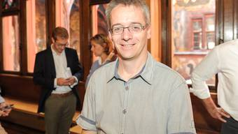 Grossratspräsident Christian Egeler