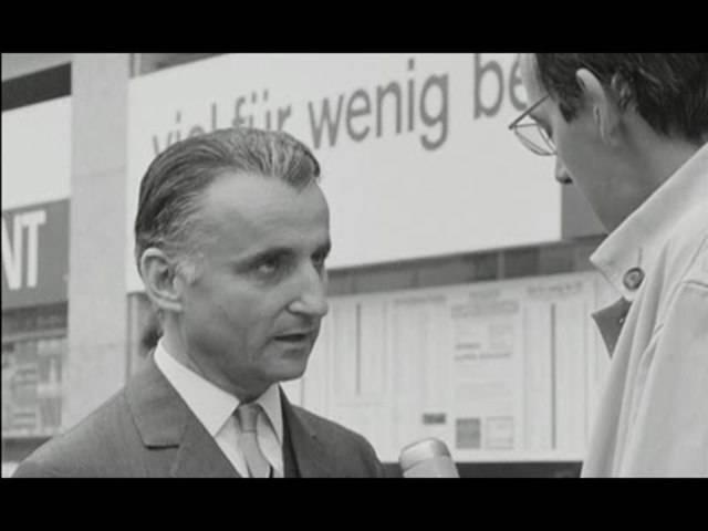 Denner-Besitzer Karl Schweri