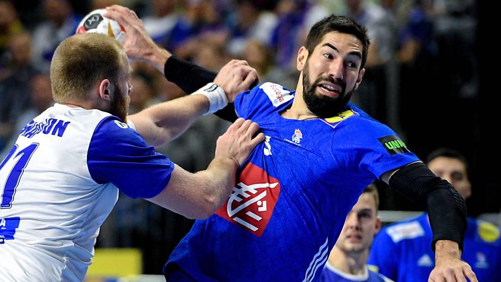 Nach Kreuzbandriss: Nikola Karabatic verpasst Handball-WM